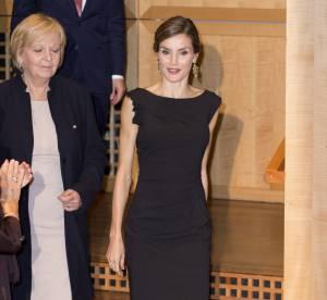 Letizia d'Espagne : sa petite robe noire sexy fait chavirer l'Allemagne
