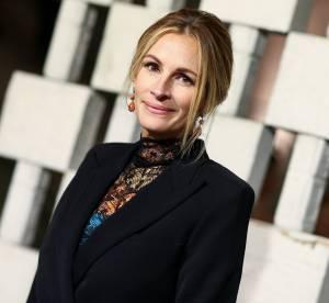 Julia Roberts : plus jeune que jamais dans sa petite robe sexy Bottega Veneta