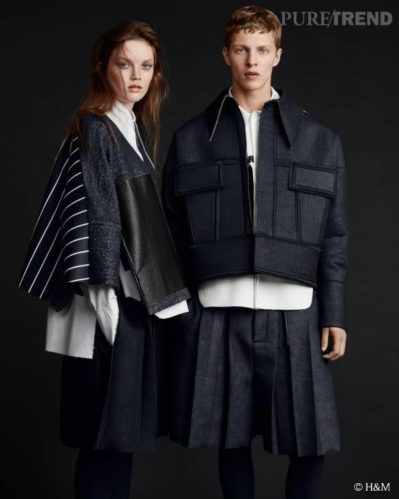 Ximon Lee pour H&M