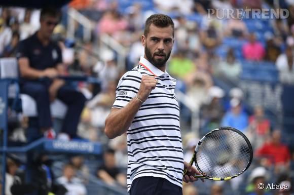 Le tennisman est 25e au classement mondial.