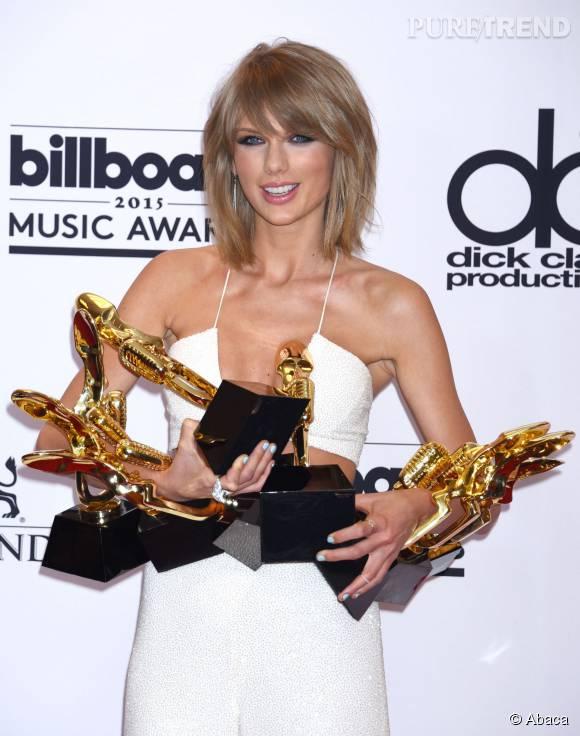 Taylor Swift rafle tout sur son passage !