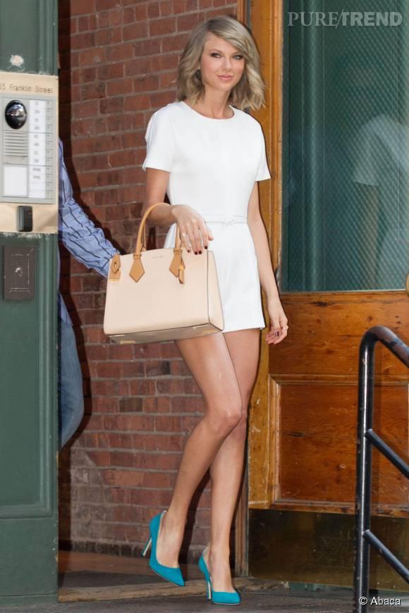 Taylor Swift affiche une silhouette au top !