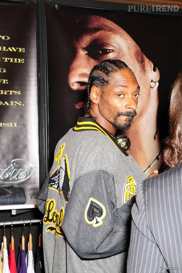 La tresse est très appréciée dans la culture hip-hop et ça ne date pas d'hier. En 2005, Snoop Dogg l'adoptait déjà.