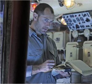"""""""Black Sea"""", Robinson est un sous-marinier expérimenté."""