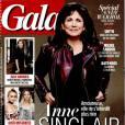 Julie Andrieu se confie dans le dernier numéro de Gala, actuellement dans les kiosques.