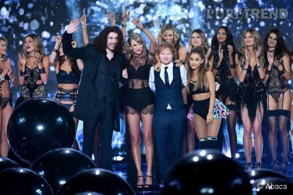 L'année dernière le show a mis à l'honneur Taylor Swift, Ed Sheeran, Ariana Grande et Hozier.