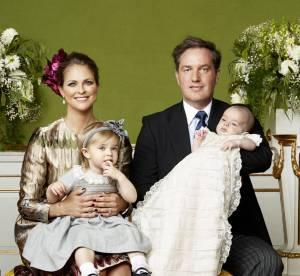 Madeleine de Suède : les photos du baptême de son petit prince Nicolas