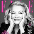 Gena Rowlands en couverture de  ELLE US  pour le numéro spécial Women in Hollywood de novembre 2015.