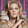 Amy Schumer en couverture de  ELLE US  pour le numéro spécial Women in Hollywood de novembre 2015.