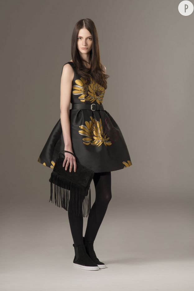Robe manches courtes Parosh : 549€