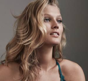 Toni Garrn, la bombe de la nouvelle campagne H&M lingerie