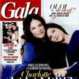 L'interview d'Estelle Denis est à retrouver dans le dernier numéro de  Gala .
