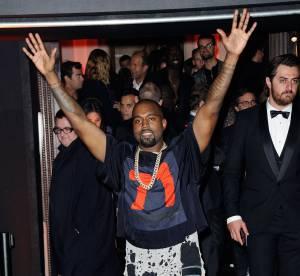 Kanye West, l'homme le plus stylé de 2015 selon GQ