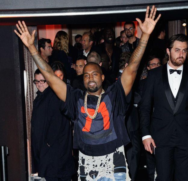 Kanye West élu l'homme le plus stylé de 2015 selon GQ.