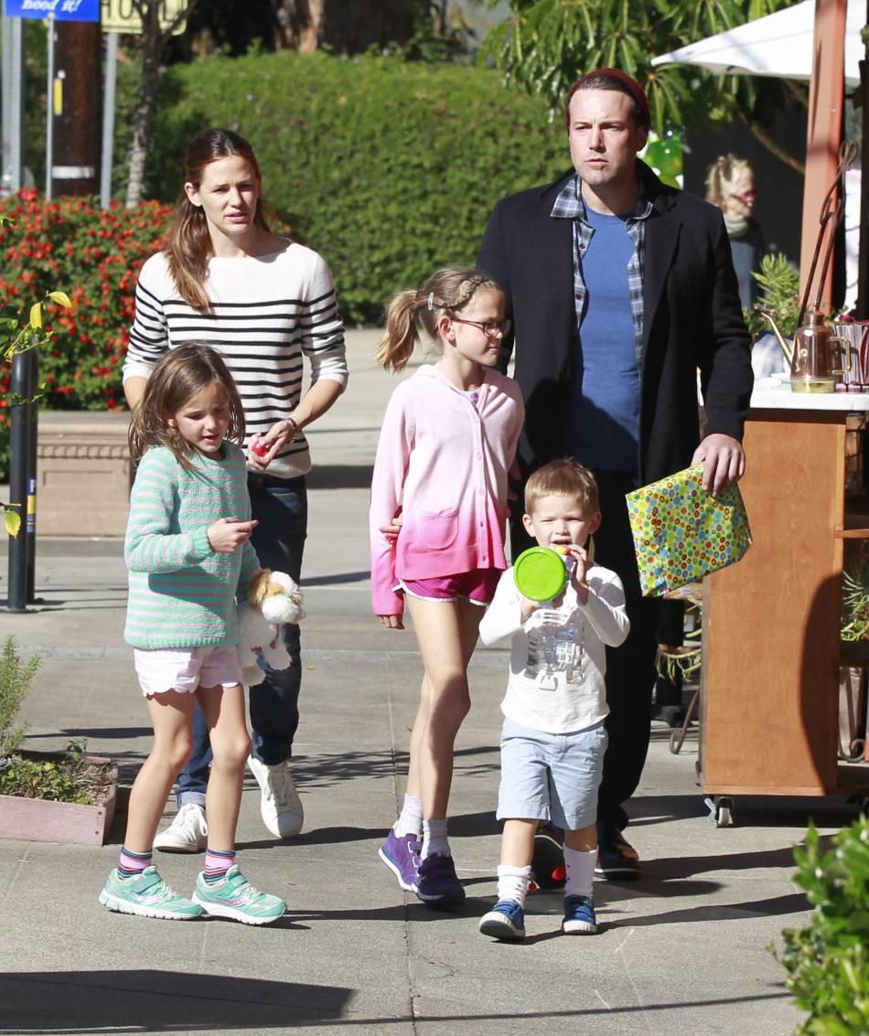 La star et Ben Affleck sont séparés depuis le début de l'été.