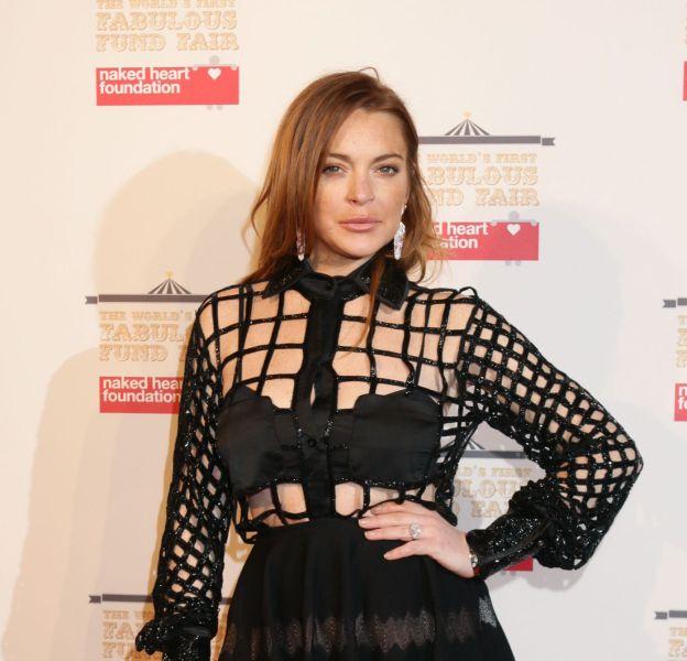La séduisante Lindsay Lohan en vacances au Costa Rica