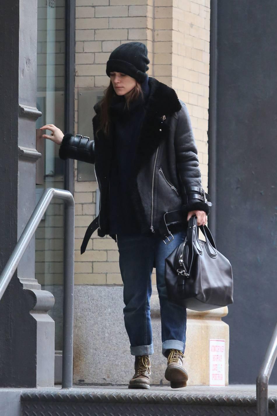 Elle ne quitte plus son jean boyfriend
