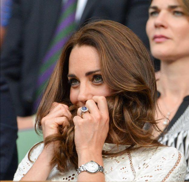 Kate Middleton refuse que des copies de sa bague soient vendues.