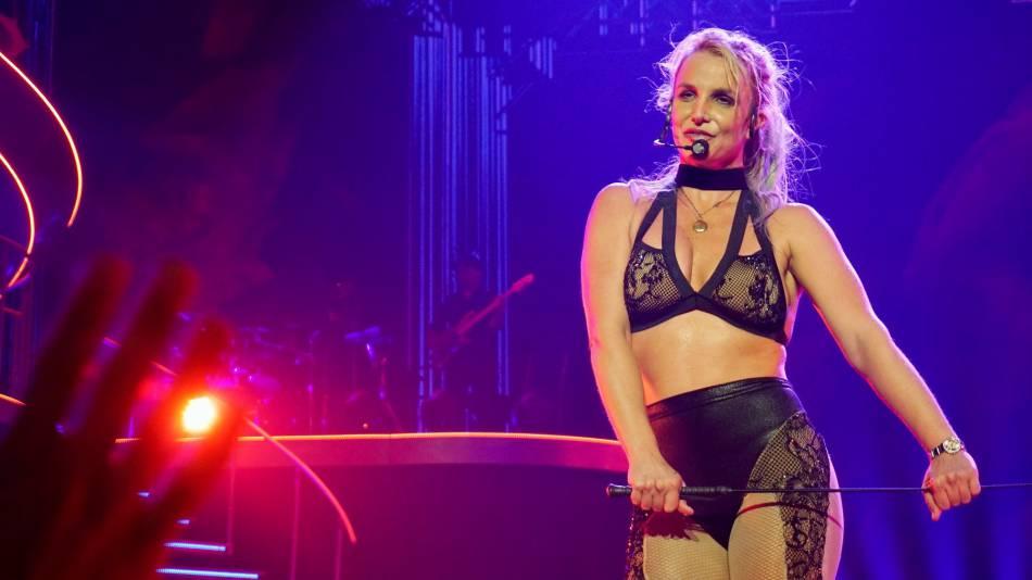 Britney Spears a vécu une nouvelle mésaventure sur scène.