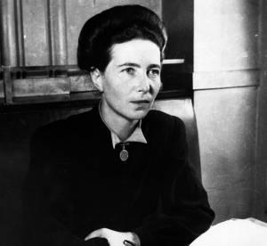 """Simone de Beauvoir : la féministe et femme de lettres en 10 citations """"bad ass"""""""