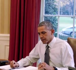 Barack Obama : un président en guest dans une web-série