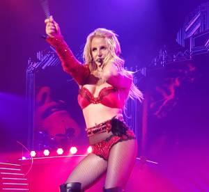Britney Spears : lingerie, cuissardes et cravache, la chanteuse se déchaîne !