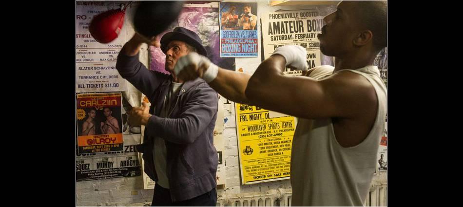 Il veut faire carrière et demande à Rocky Balboa (Sylvester Stallone) de devenir son entraîneur.