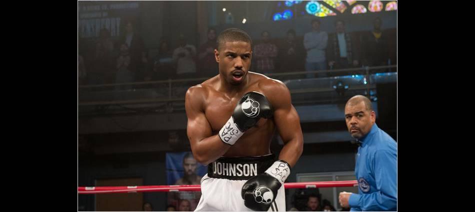 Adonis Johnson (Michael B. Jordan) est le fils illégitime du grand Appolo Creed.