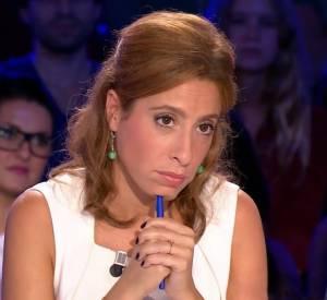 Léa Salamé a été nommée intervieweuse de l'année, en fin d'année 2015.
