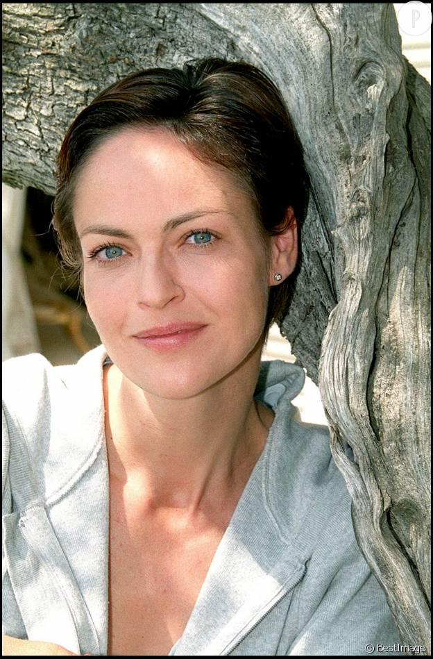 Alexandra Vandernoot en 1999.