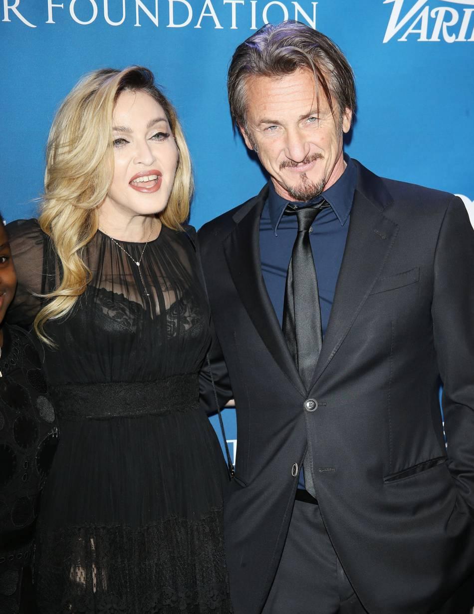 Sean Penn& friends