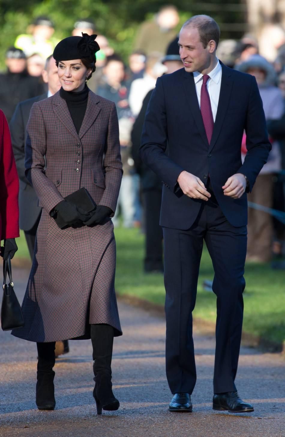 Kate Middleton et le prince William, couple charmant mais stylistiquement un peu barbant.