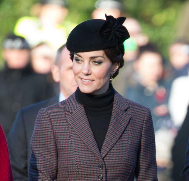 Kate Middleton a sorti une tenue que pourrait lui avoir prêté Camilla Parker Bowles.