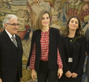 Letizia d'Espagne, élégante et audacieuse : la reine sort la cape à Madrid