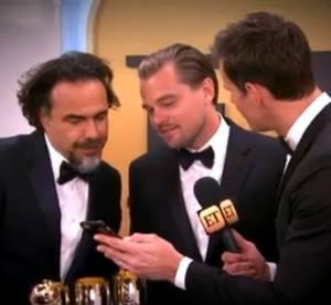 Leonardo DiCaprio effrayé par Lady Gaga ? Il répond au buzz des Golden Globes