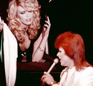 """Amanda Lear : """"David Bowie a tout fait pour me rencontrer"""""""