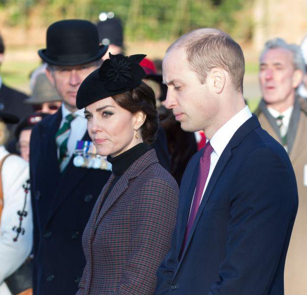 Le prince William est apparu ce 10 janvier 2016 les cheveux plus courts que jamais.