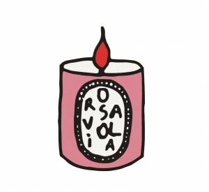 Olympia Le Tan x Diptyque présentent les emoji qui parlent d'amour.