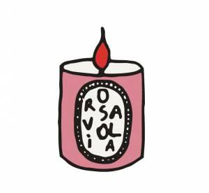 Olympia Le Tan x Diptyque : des messages d'amour avec le nouveau clavier d'emoji
