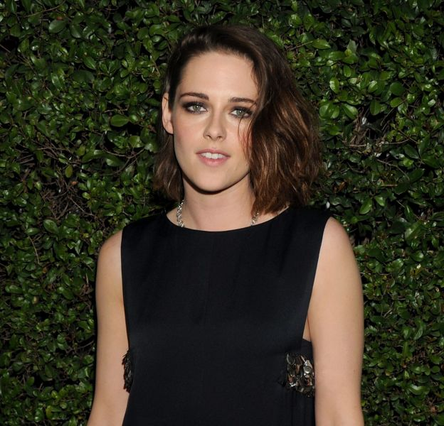 Kristen Stewart à la soirée The Marie-Claire Image Marker Awards.