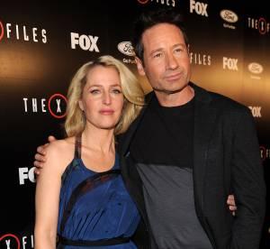 Gillian Anderson : superbe pour ses retrouvailles avec Mulder sur le tapis rouge