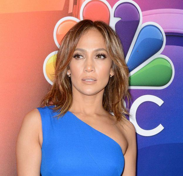 Jennifer Lopez sublime à la soirée The NBCUniversal Press Tour.