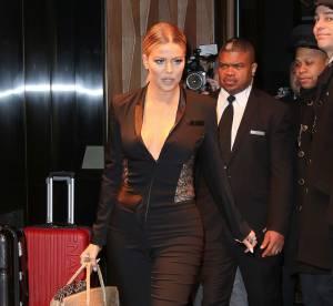 Khloe Kardashian : torride et ultra moulée dans les rues de New York !