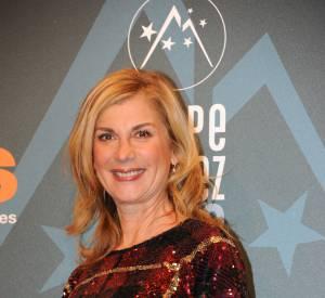 Michèle Laroque est invitée au Festival international du film de comédie de l'Alpe d'Huez.
