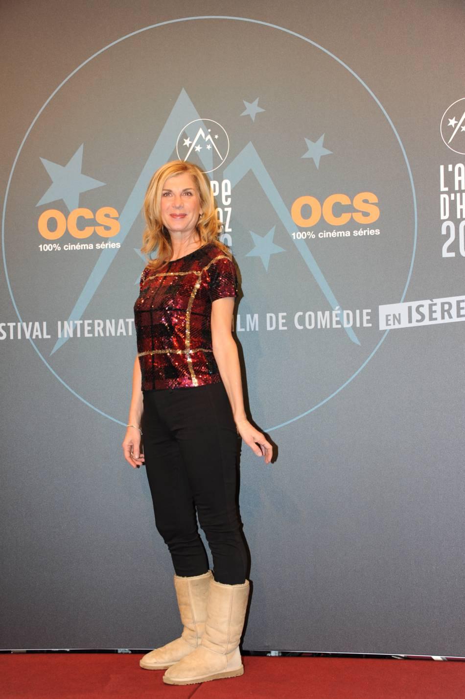 Michèle Laroque est un visage bien connu de la comédie française.