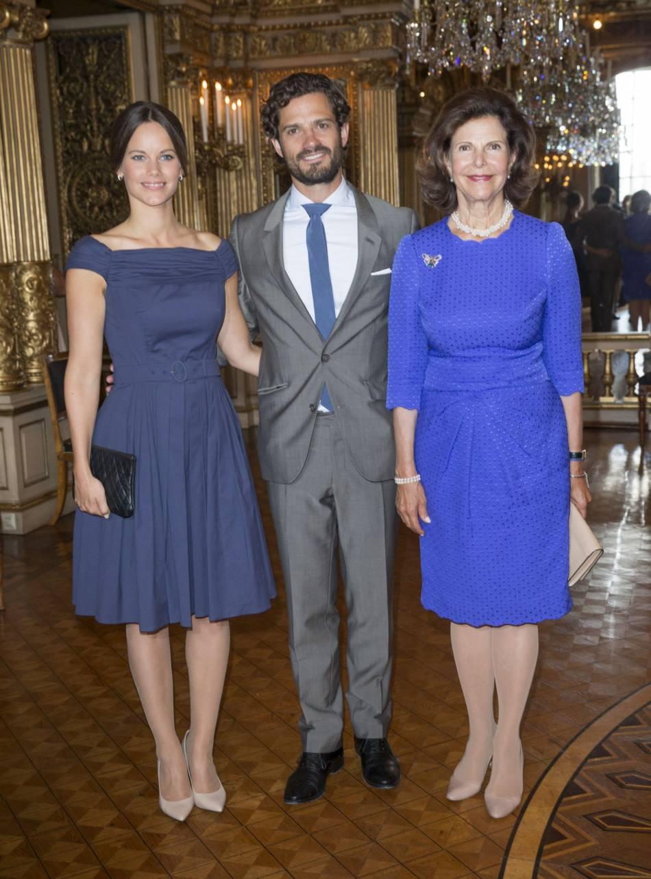 La famille royale suédoise a été filmée pendant un an pour les besoins d'un documentaire.