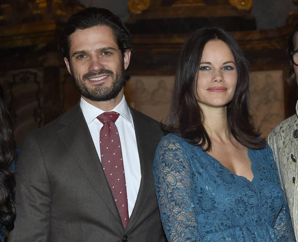 Mais aussi des images inédites du mariage de Sofia et Carl Philip.