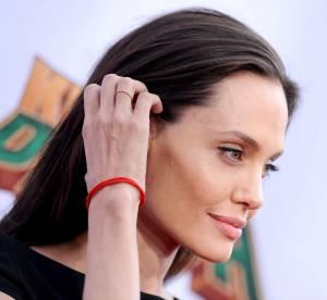Angelina Jolie : plus sexy mais plus mince que jamais dans sa micro robe noire