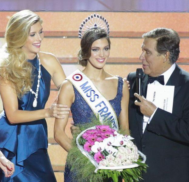 Iris Mittenaere : Miss France 2016 profite actuellement du soleil des Caraïbes.