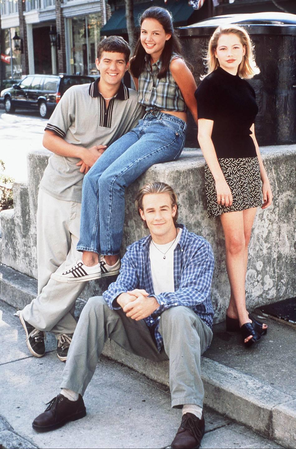 """Après le succès de la série """"Dawson"""", James Van Der Beek a confié avoir été """" difficile  """"et qu'il """" calculait ce que chaque projet pouvait apporter à [sa] carrière et [son] imag e""""."""